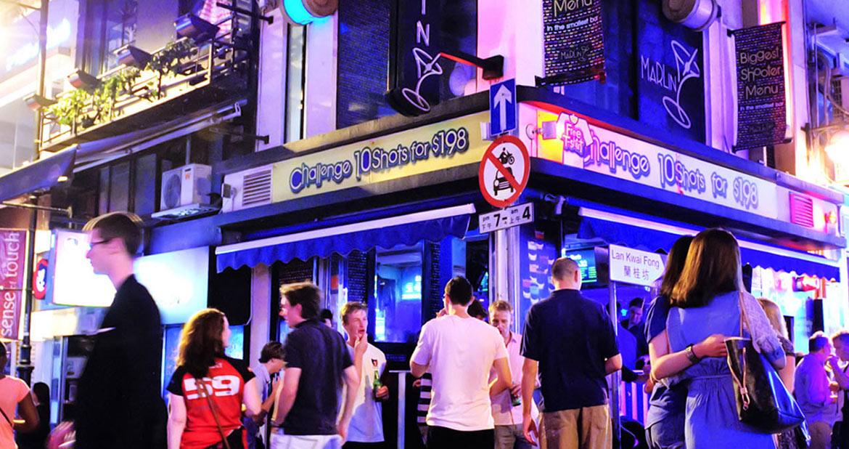 Hong Kong Nightlife – Guides To HK Best Nightspots