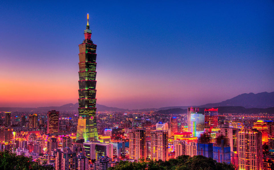Taipei Travel Guide 101