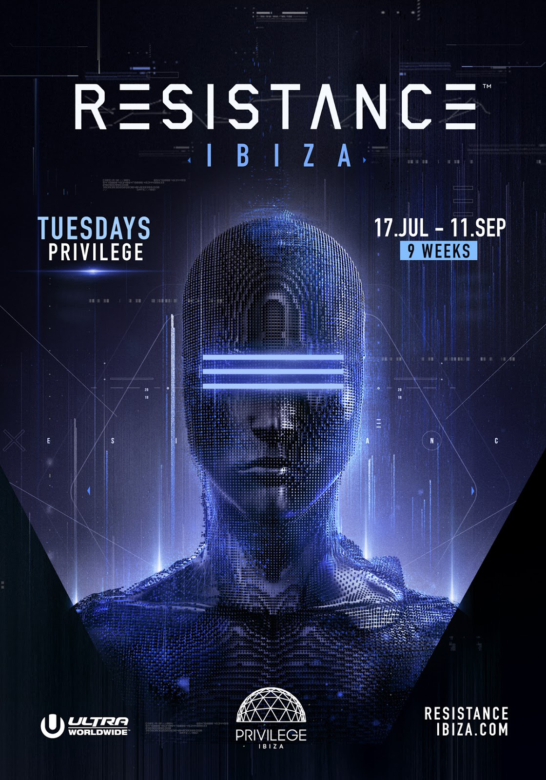 Resistance Ibiza Announces 2018 Dates & Releases Aftermovie