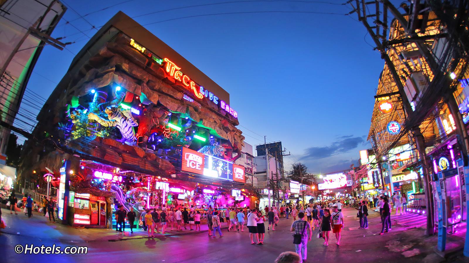 Enjoying Phuket Nightlife: Phuket Travel & Nightlife Guide