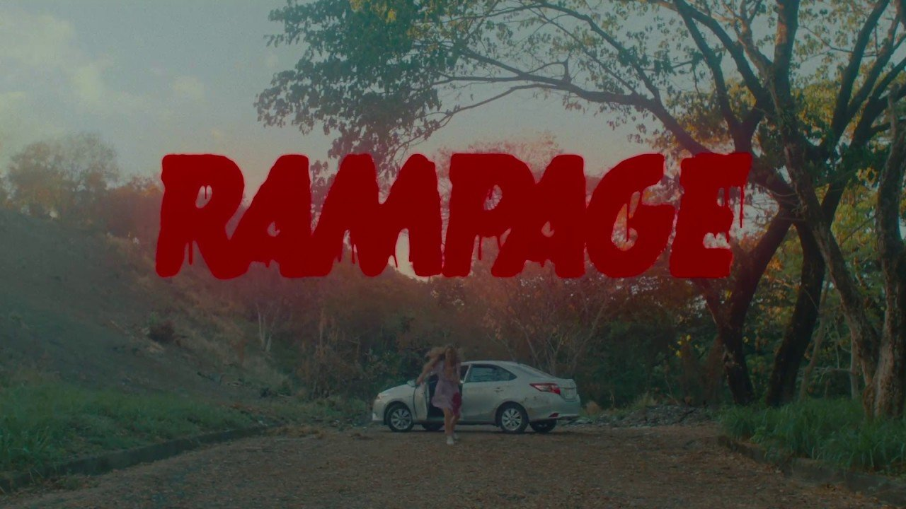 GRAVEDGR – Rampage Music Video