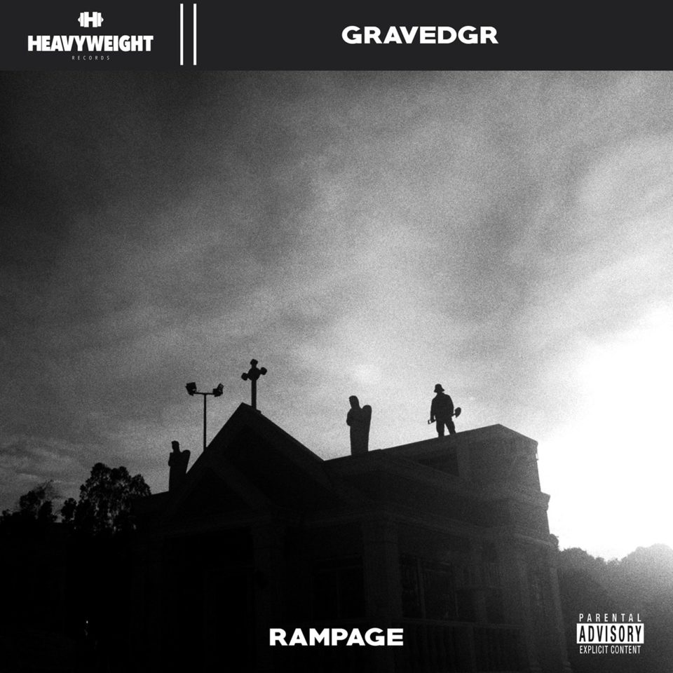 GRAVEDGR Debut Rampage out on Carnage's Heavyweight Rec
