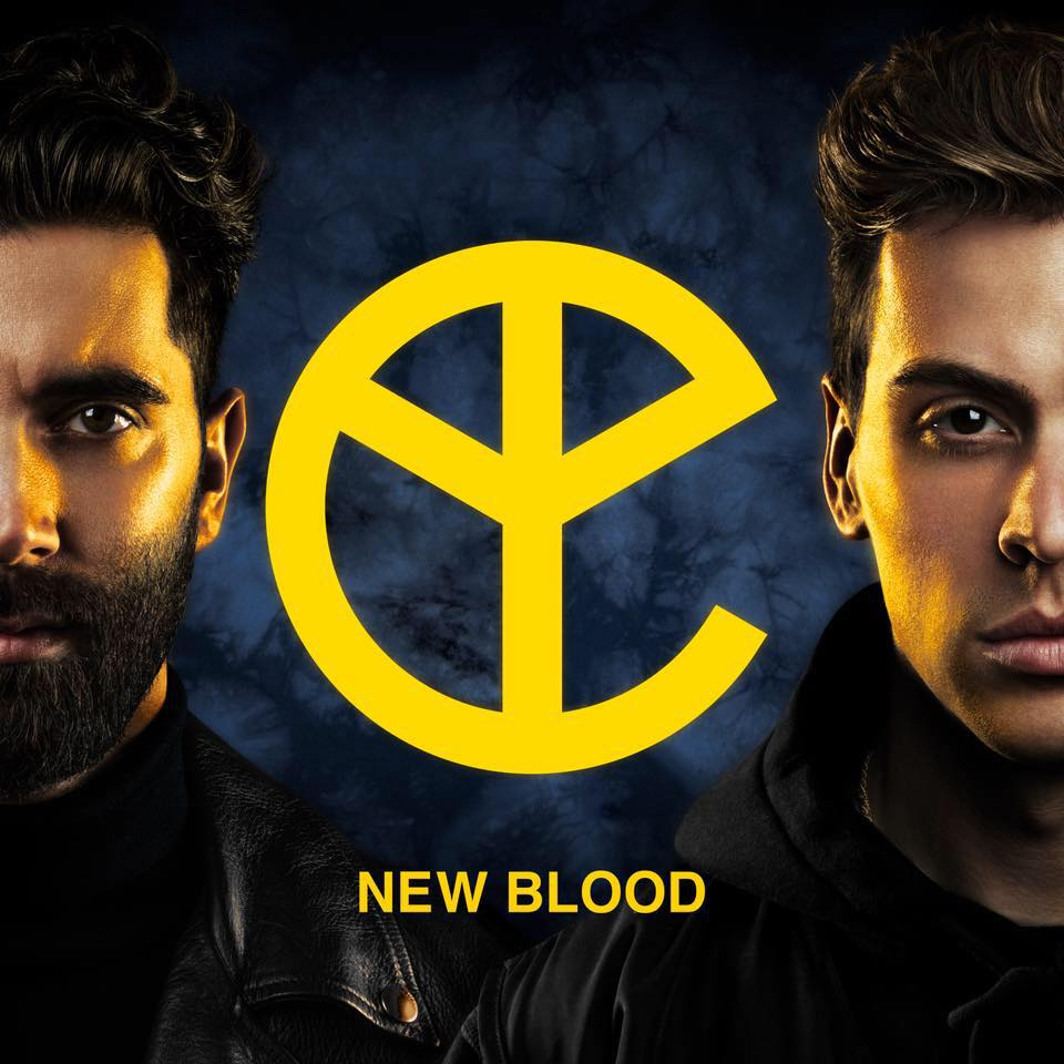 New Blood Album by Yellow Claw