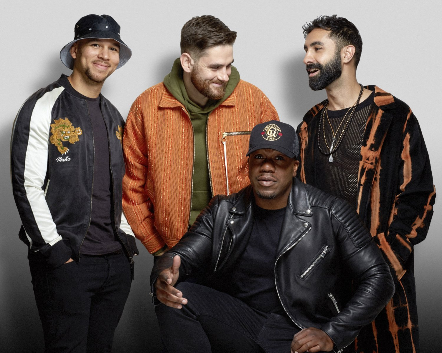 Rudimental Announce Third Album 'Toast To Our Differences'