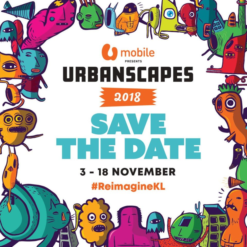 Urbanscapes 2018