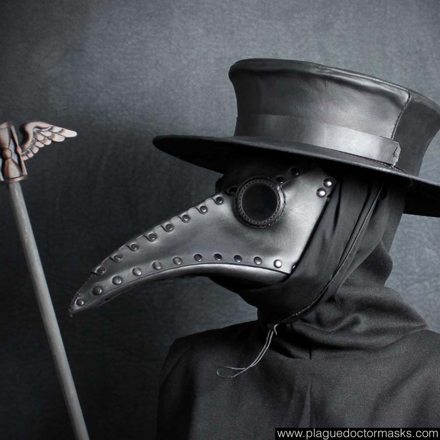 Plague Doctor Mask Halloween Costume Ideas 2019