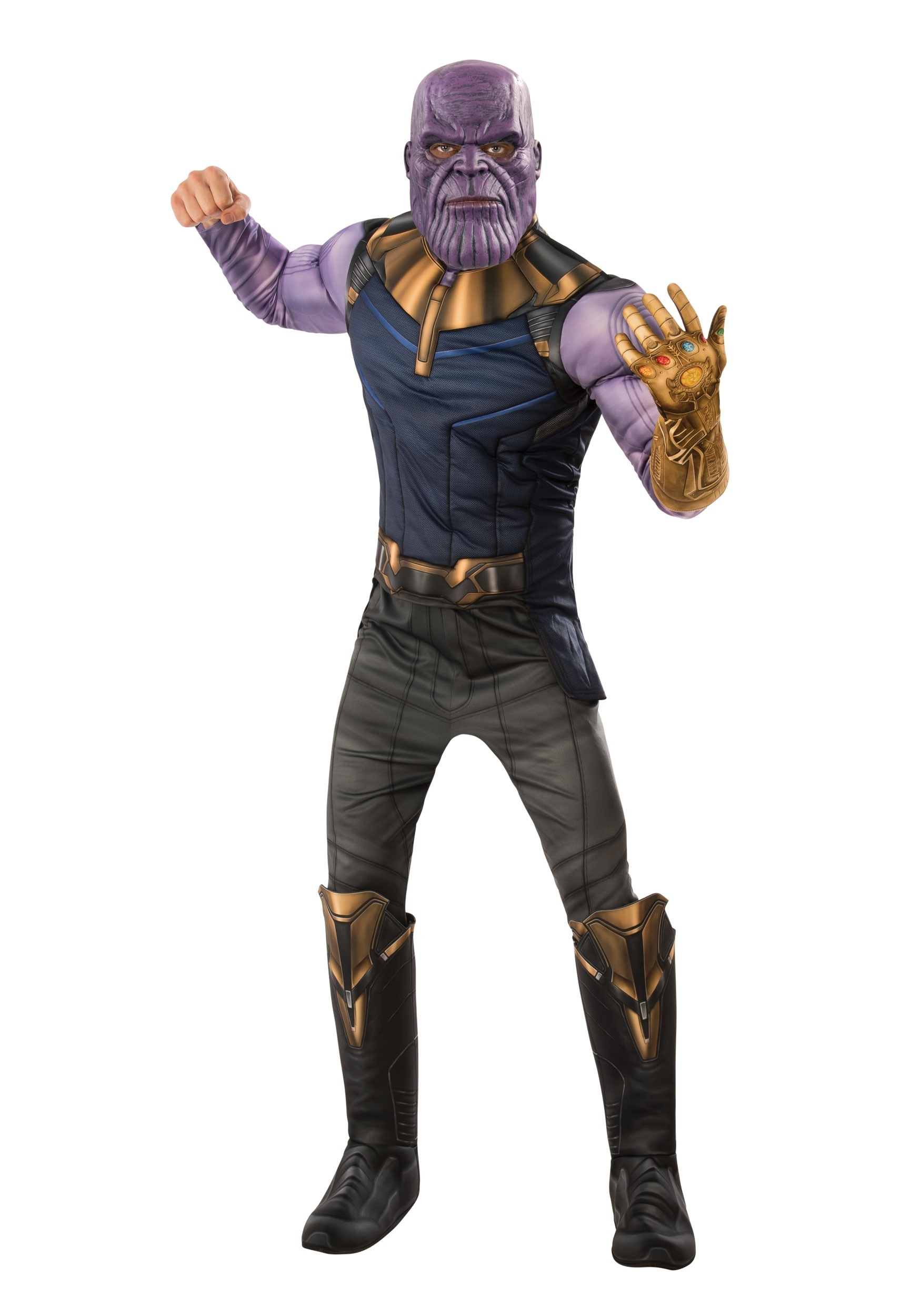 Thanos Costume Halloween Ideas