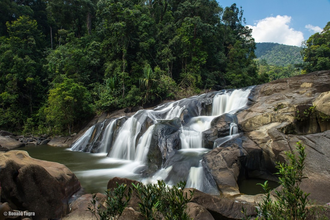Endau Rompin Johor Waterfall