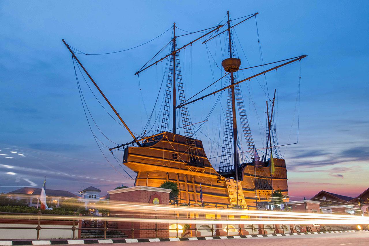 Malacca Maritime Museum