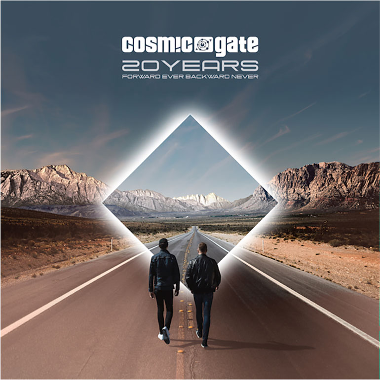 Cosmic Gate - 20 Years: Forward Ever, Backward Never / Cosmic Gate Receive First GRAMMY Nomination