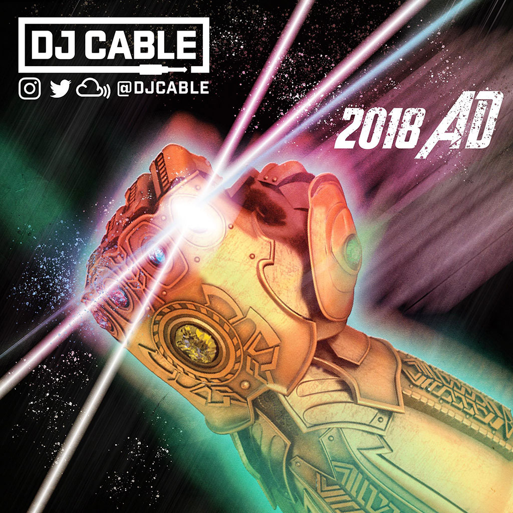 DJ Cable – 2018 AD The Annual Hip Hop Roundup Mix