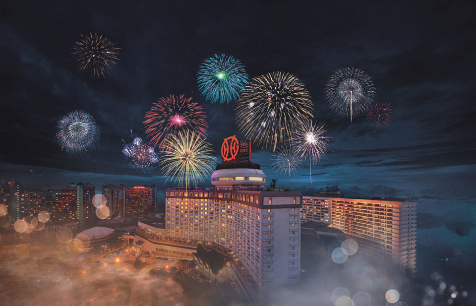 Resorts World Genting New Year's Eve 2019