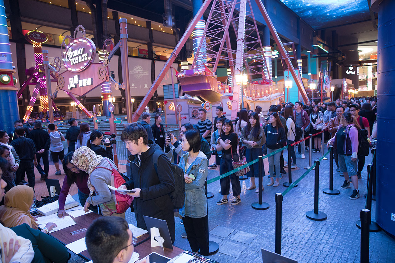 Resorts World Genting and The VOID Unveils First and Biggest Hyper-reality Experience