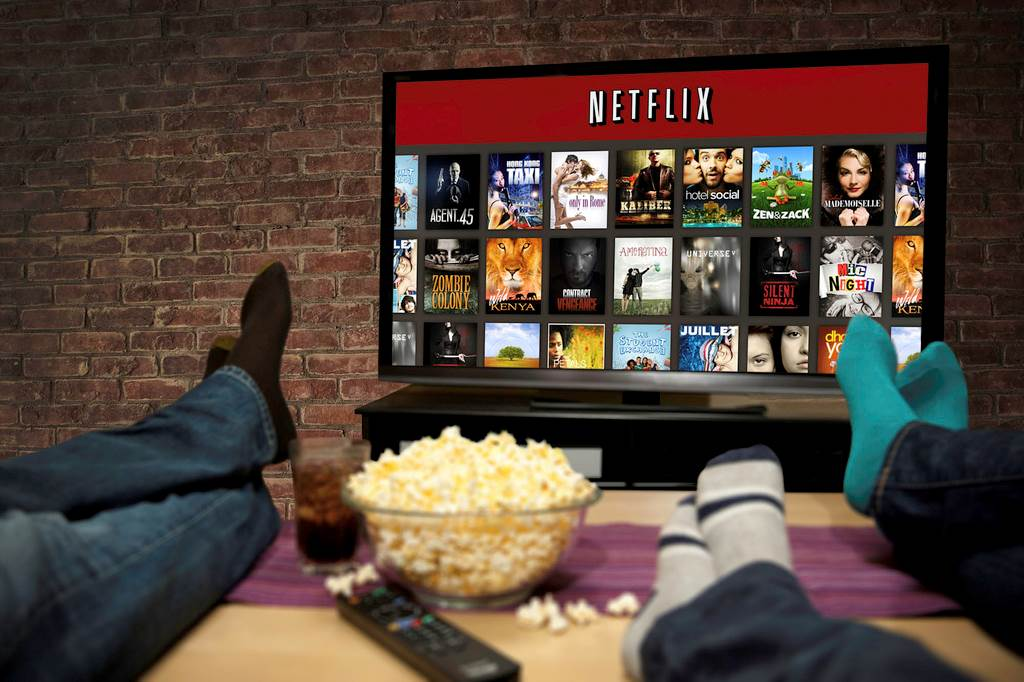 Watch Netflix - Best Weekend Activities