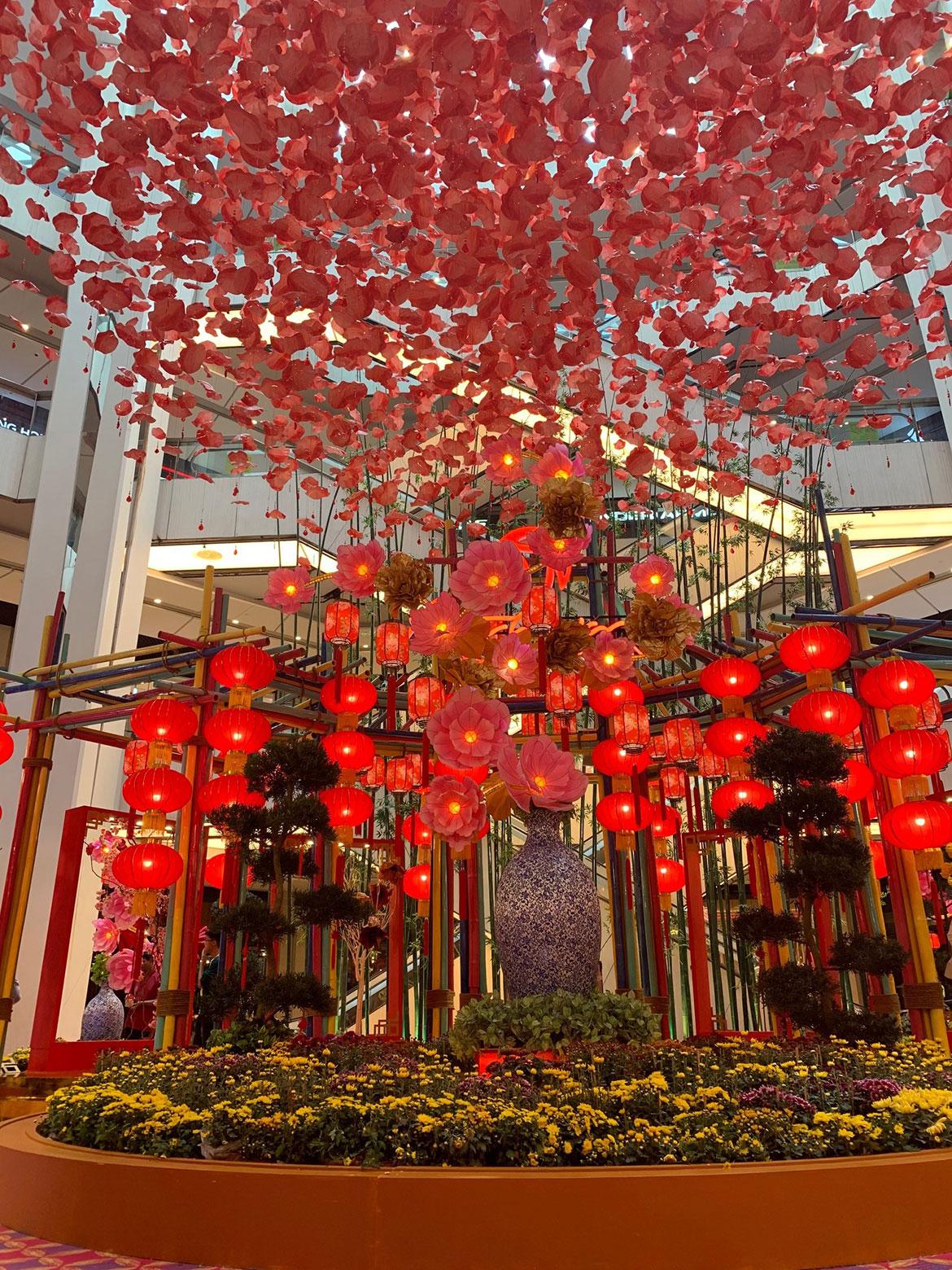 Photo 2 Chinese New Year Decor at SkyAtrium SkyAvenue
