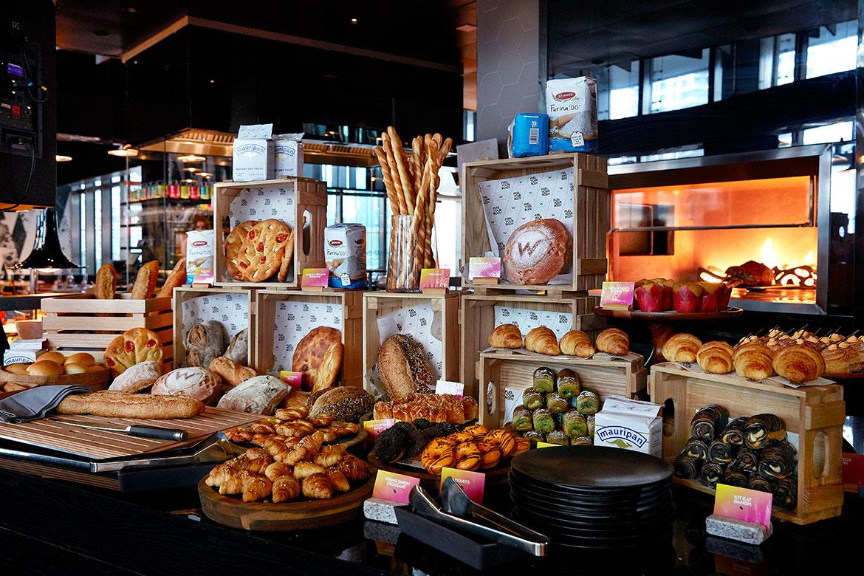 Sunday Retox Brunch Pastries Bread