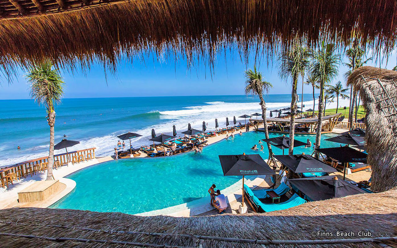 Bali, Indonesia - Southeast Asia Best Party Islands