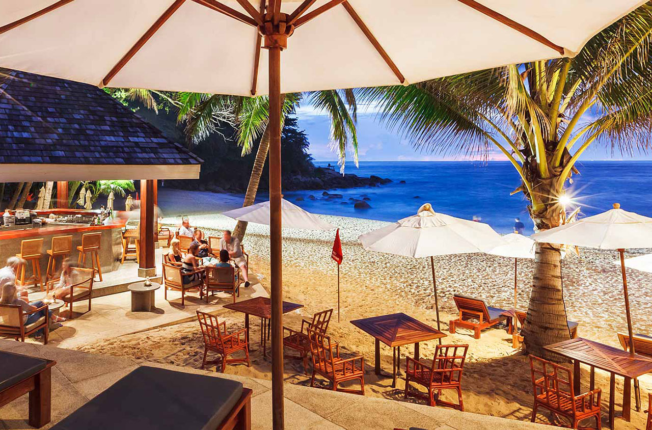 Southeast Asia's Best Party Islands With Beach Bars