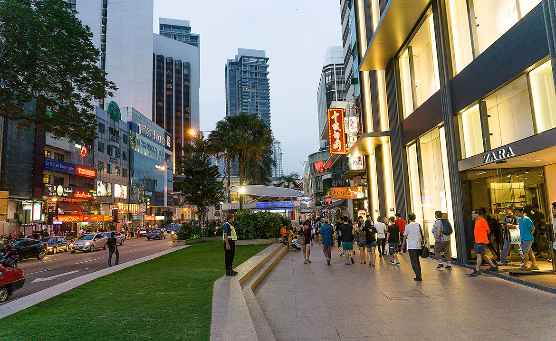 Visit Bukit Bintang, KL Shopping & Entertainment Districts