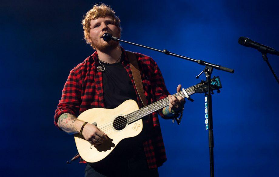 Ed Sheeran Malaysia 2019