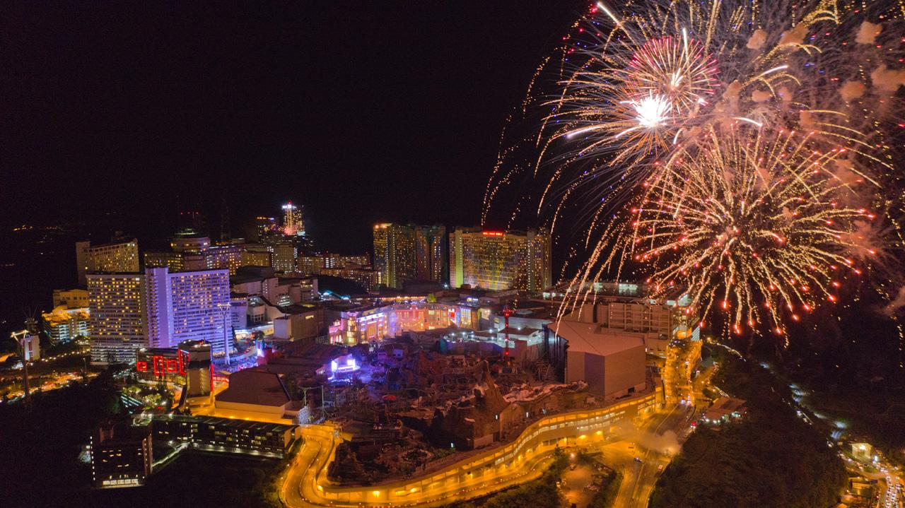 Resort World Genting 2019 Fireworks