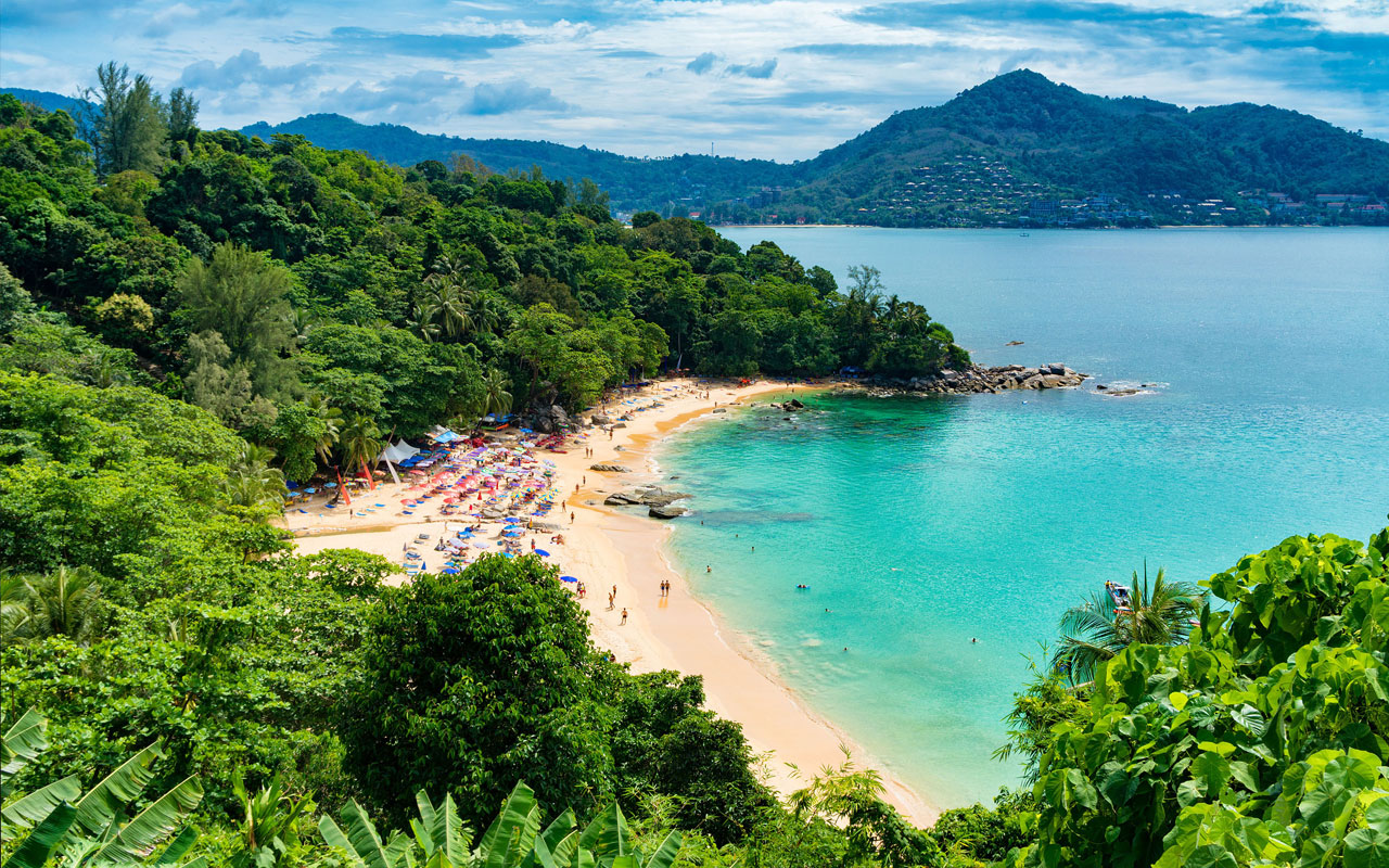 Phuket, Thailand - Southeast Asia Best Party Islands
