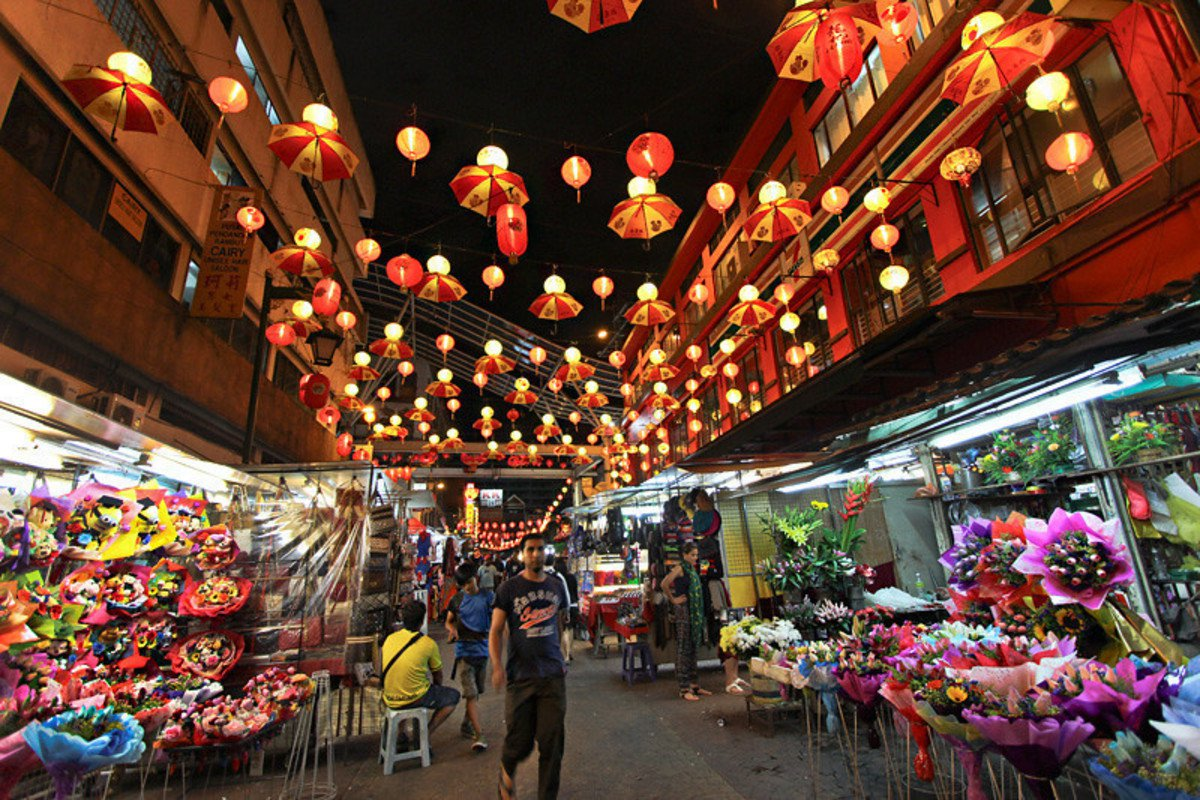 Visit Petaling Street, Chinatown In Malaysia