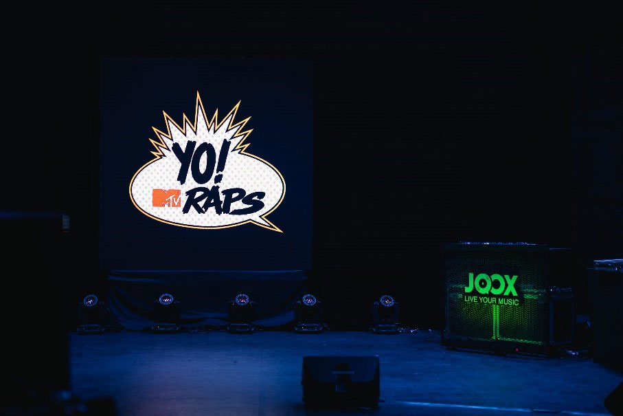 JOOX Delivers The Beats & Flow With YO! MTV Raps