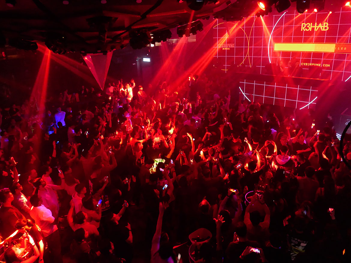 Zouk Genting Takes Late Night Revelry to New Heights in Southeast Asia