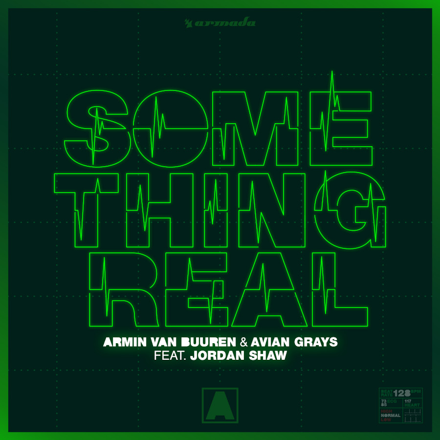 Armin van Buuren - Something Real