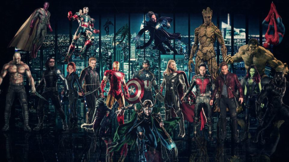 Marvel Cinematic Universe Movies 2020 - 2021