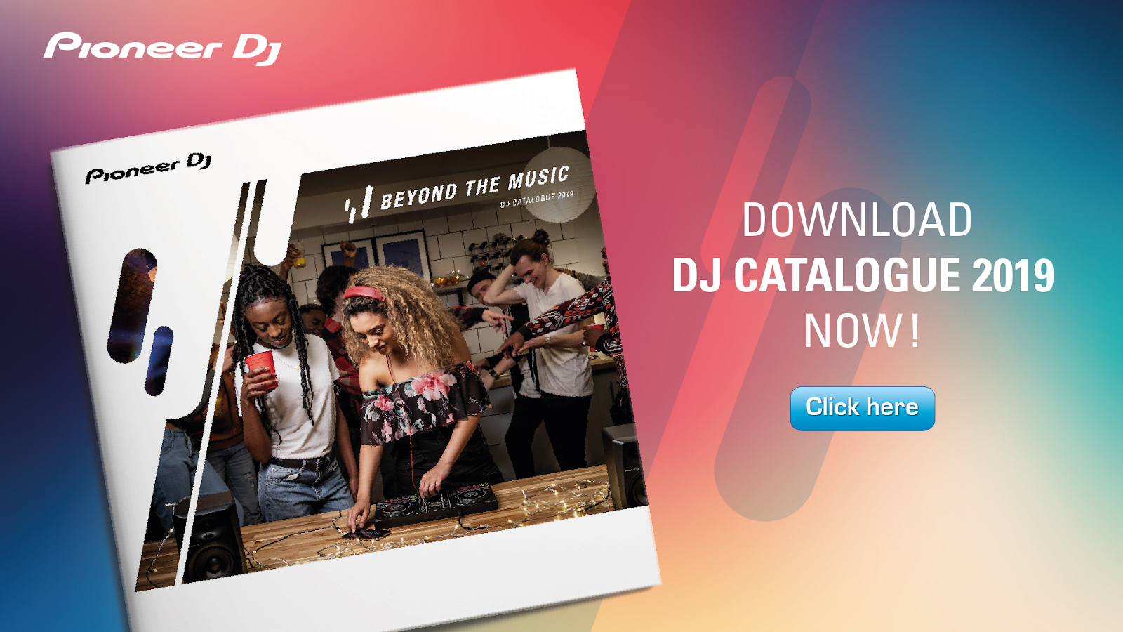 Pioneer DJ Revealed 2019 DJ Catalogue – Download Now
