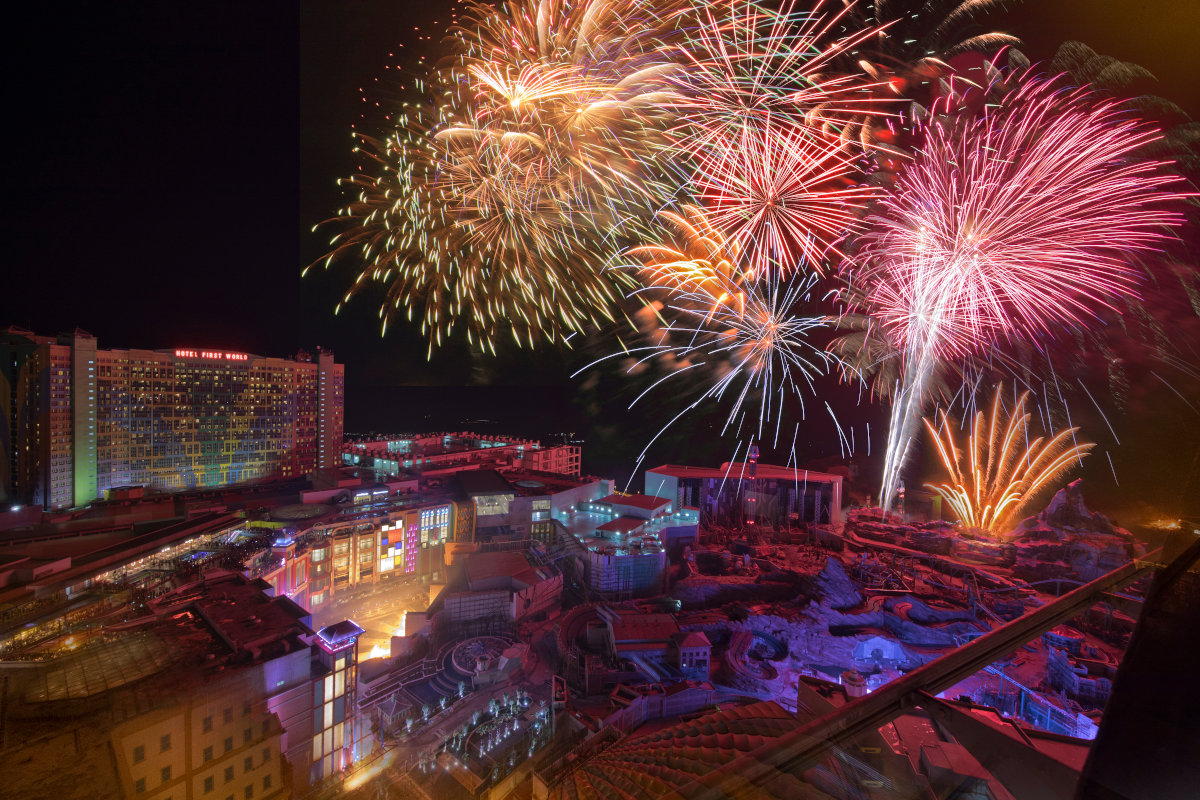 62nd Independence Day Malaysia Genting