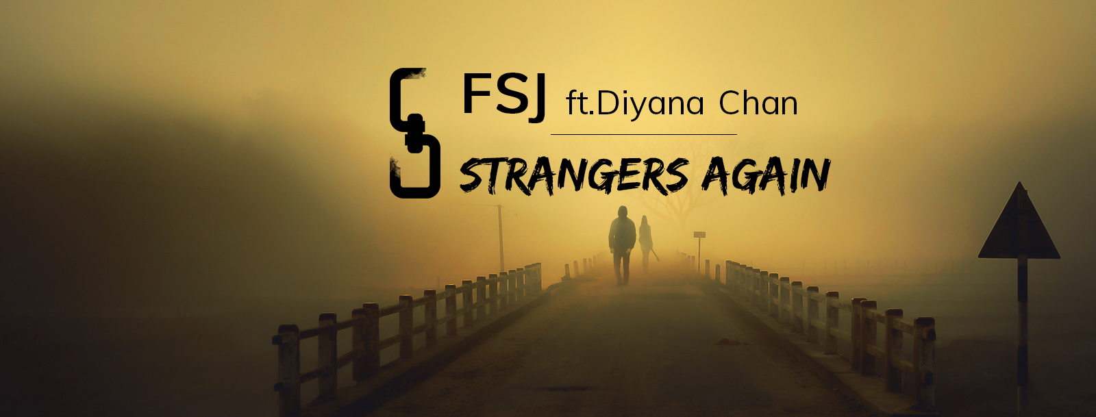 Local Talent FSJ & Diyana Chan Debut Single 'Strangers Again'