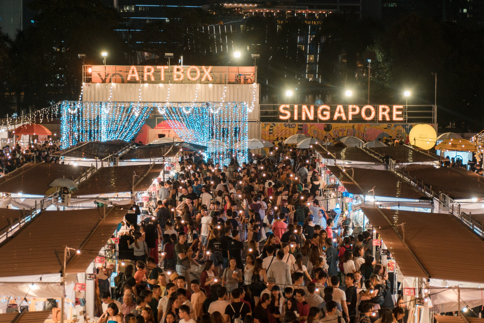 4 Reasons Why You Should Assemble You Way To Artbox Malaysia