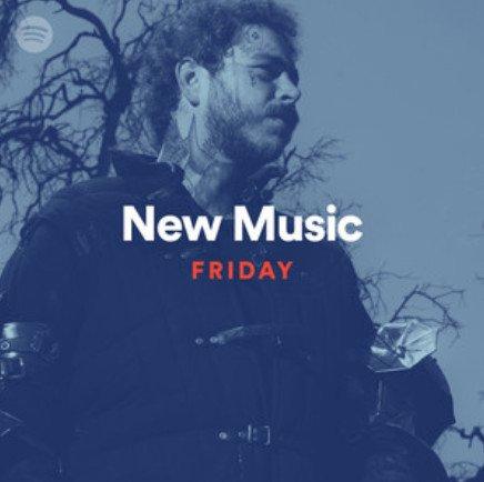 Strangers Again On New Music Friday Spotify September