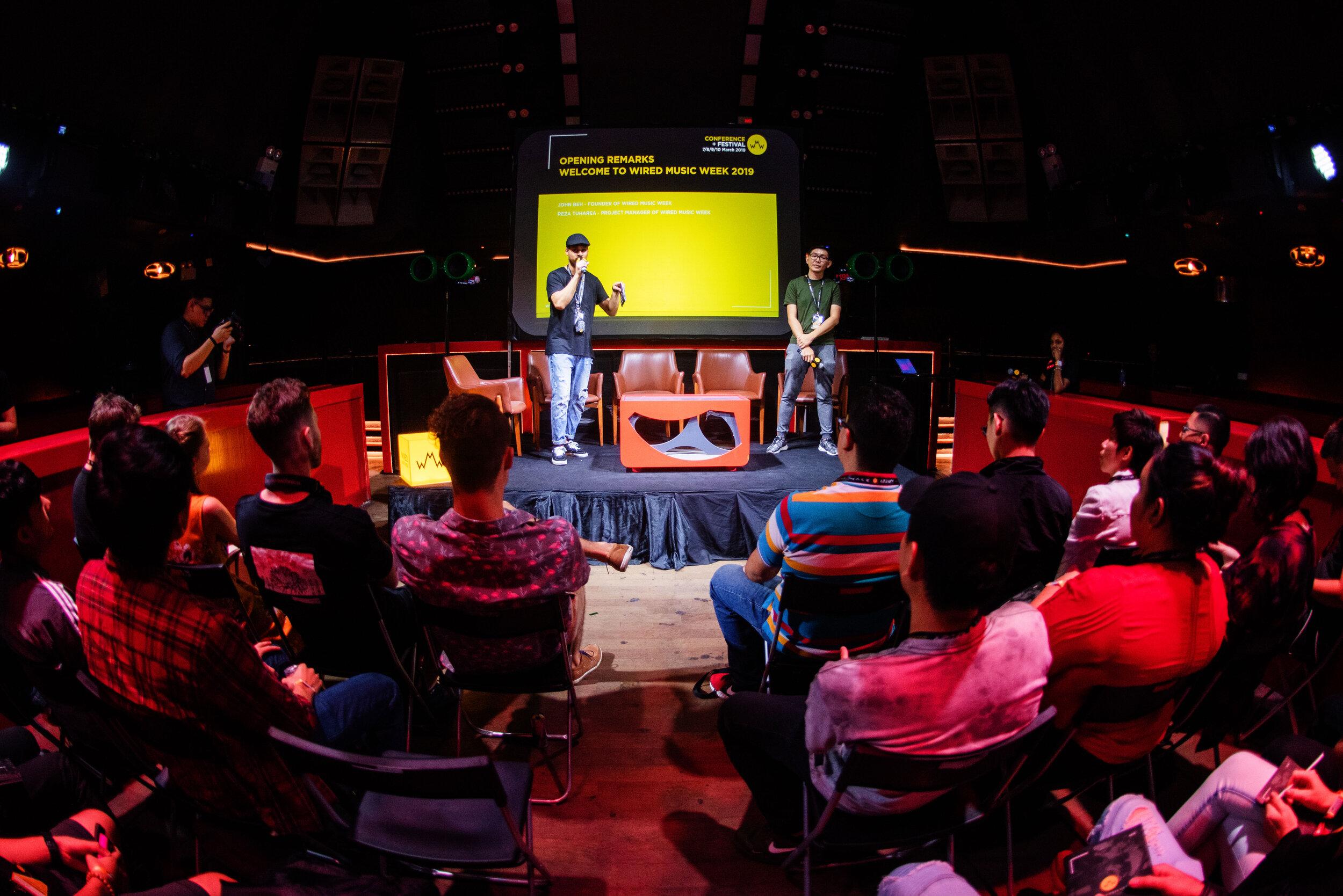Wired Music Week Malaysia