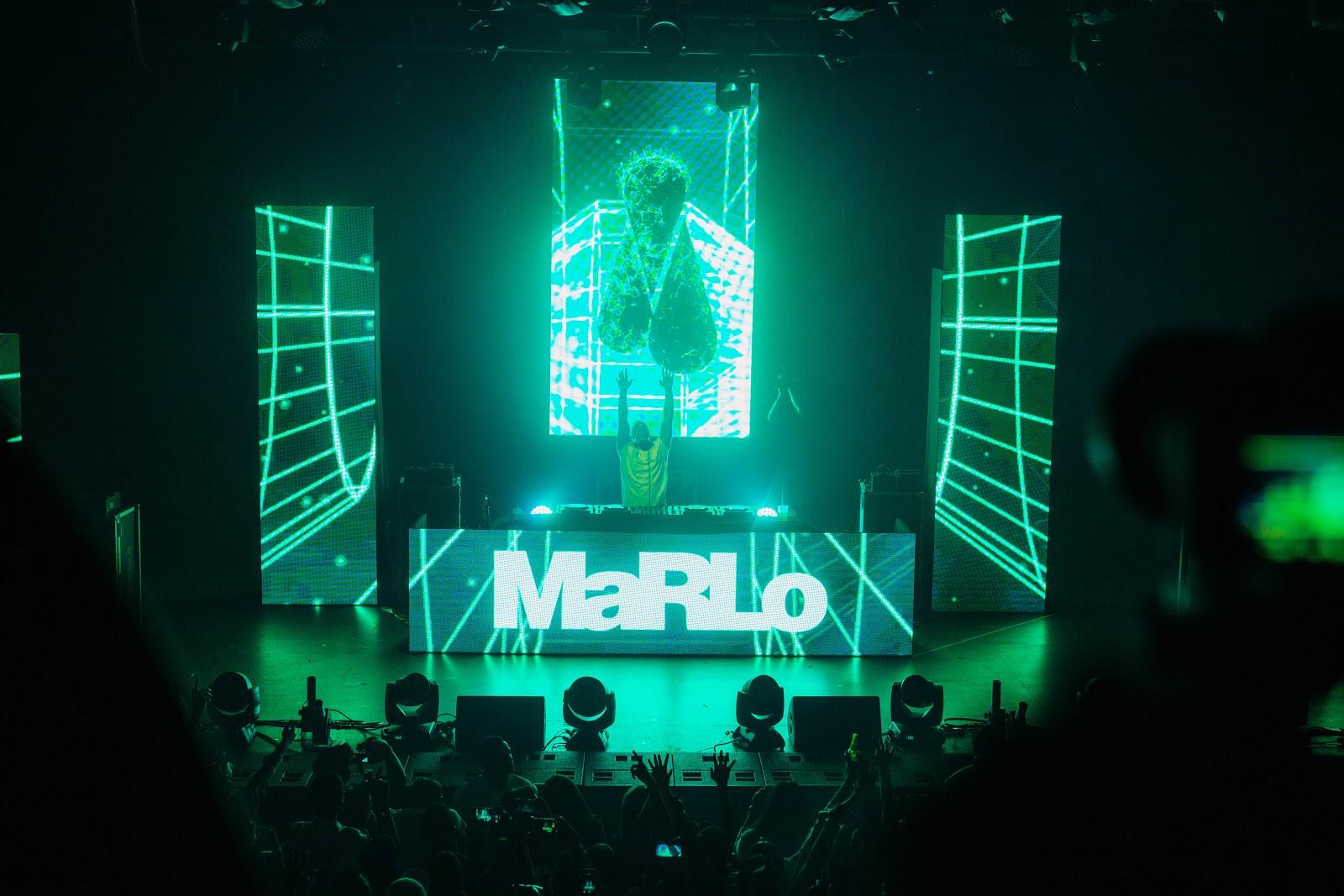 MARLO KL 2019 Heineken Live Your Music
