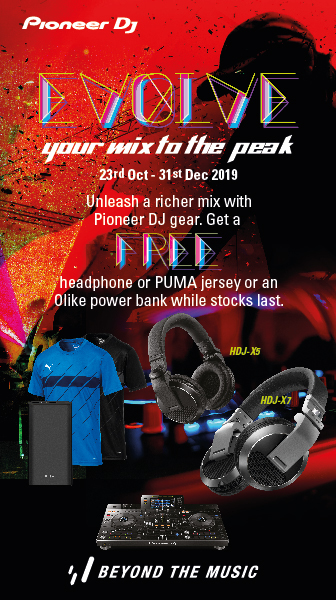 Pioneer DJ Gear Year End Promotion