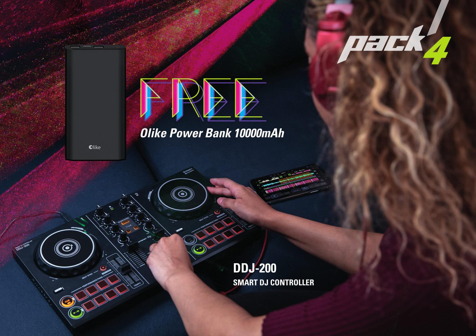Pioneer DJ Pack 4 Promotion