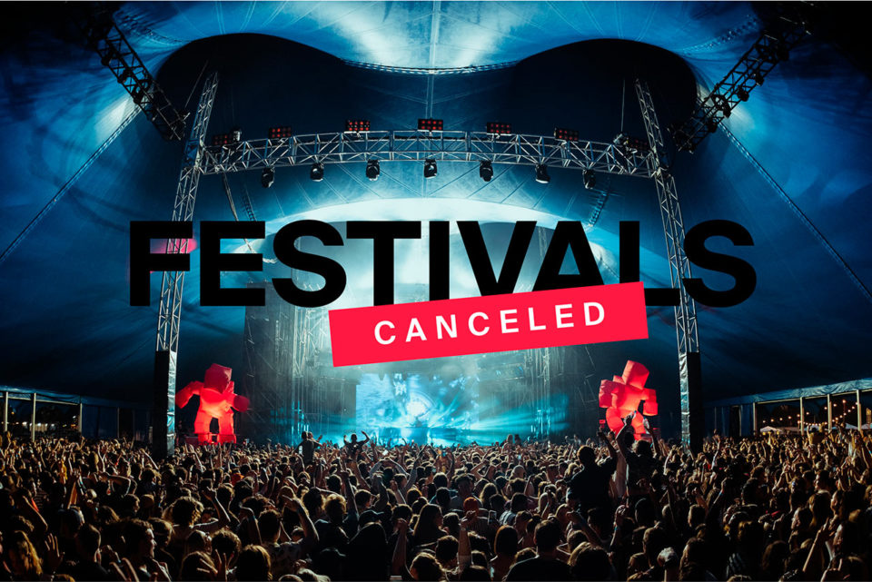 Viberate Sick Festivals - Cancelled Music Festivals List