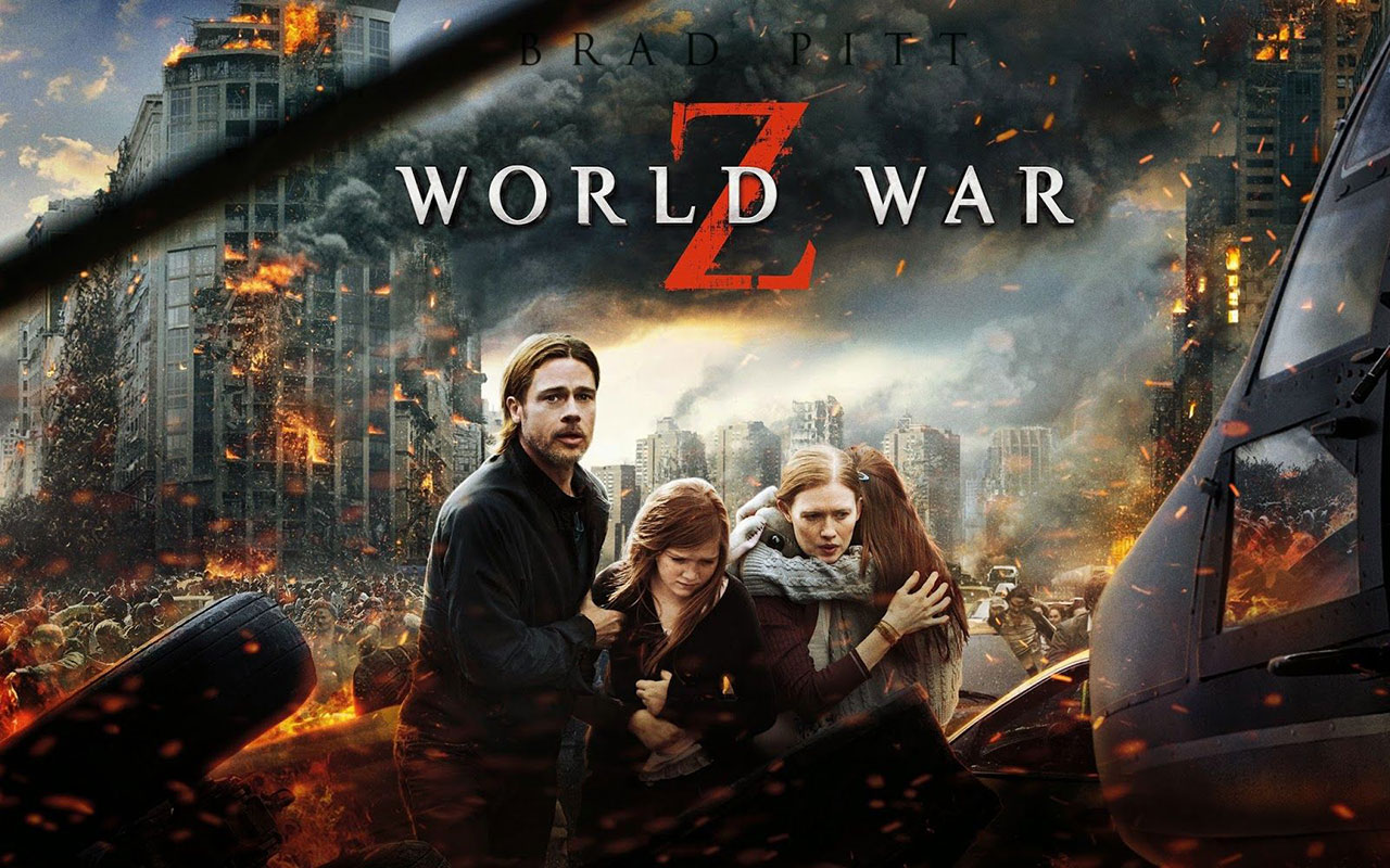 World War Z Netflix Best Zombie Movie