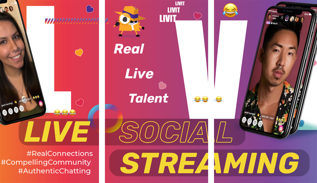 LIVIT Mobile Live Stream Make Money