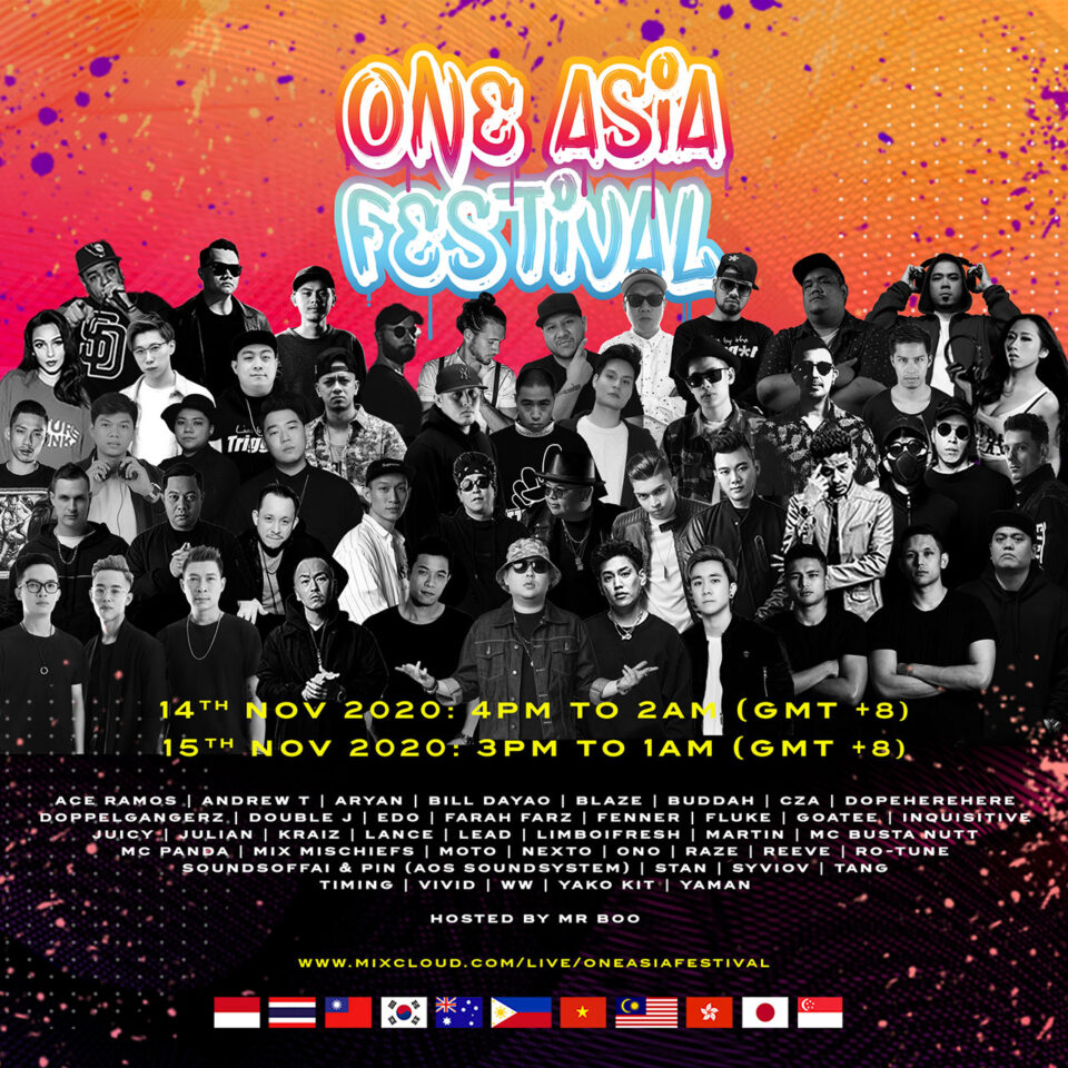 One Asia Festival